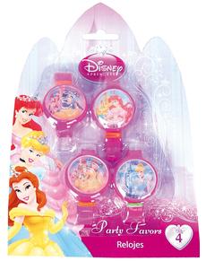 Set de relojes Disney Princesas