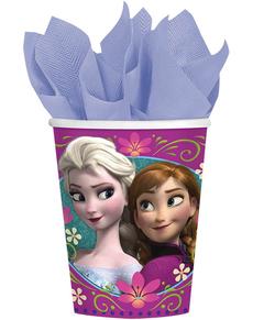 Set de vasos de Frozen