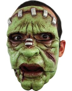 Máscara Franky moving mouth de látex