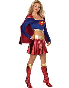 Disfraz de Supergirl