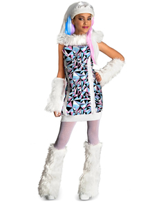 Disfraz de Abbey Bominable Monster High
