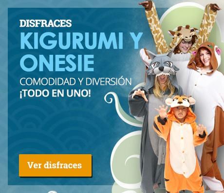Disfraces Kigurumy y Onesie