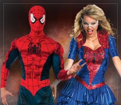 Disfraces Spiderman