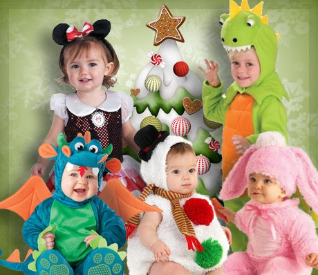 Disfraces para los Bebés más adorables.
