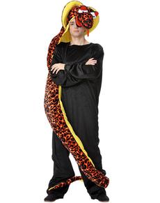 Disfraz de cobra