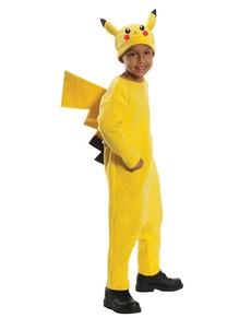 Disfraz de Pikachu Pokemon infantil