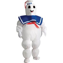 Disfraz de Marshmallow de Los Cazafantasmas Infantil