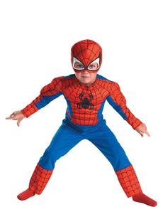 Disfraz de Spiderman Comic para niño