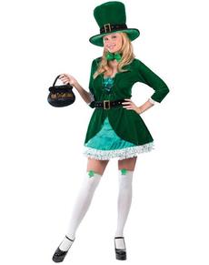 Disfraz de Saint Patrick's Day Deluxe