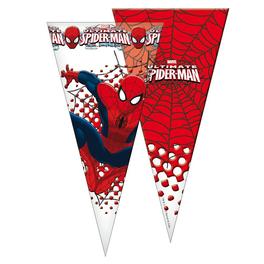 Set de bolsas de cono Ultimate Spiderman