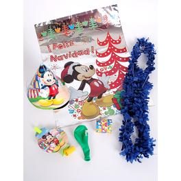 Set de bolsas de cotillón Mickey Mouse