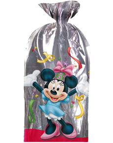 Set de bolsas rectangulares Mickey-Minnie Mouse