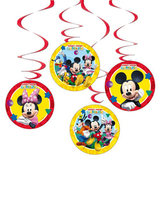 Set de colgantes decorativos Mickey Mouse Clubhouse