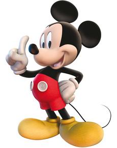 Set de mini figuras Mickey Mouse Clubhouse