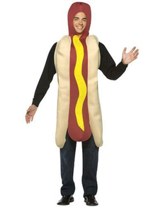Disfraz de hot dog Classic