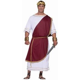 Disfraz de Emperador César talla extra grande