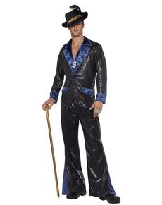 Disfraz de chulo deluxe para hombre