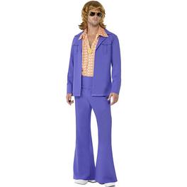Disfraz de moderno setentero para hombre