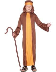 Disfraz de pastorcito hebreo para niño