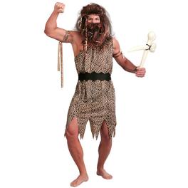Disfraz de troglodita brutus