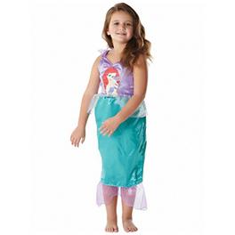 Disfraz de la sirenita ariel classic para niña