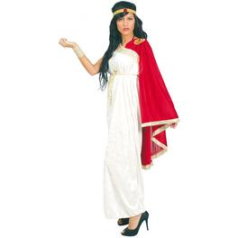 Disfraz de romana elegante