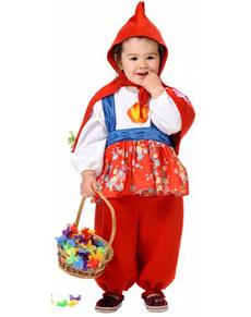 Disfraz de princesita Nieves bebé