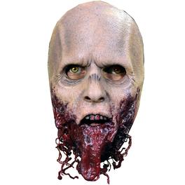 Máscara caminante sin mandíbula The Walking Dead