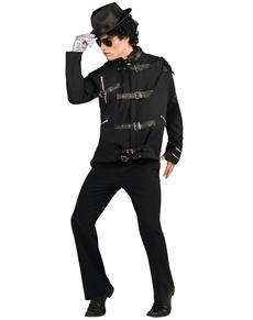 Chaqueta de Michael Jackson Bad deluxe para adulto