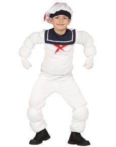 Disfraz de marinero michelines para niño