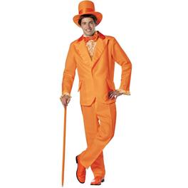 Disfraz de Lloyd esmoquin naranja Dos tontos muy tontos para hombre