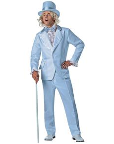 Disfraz de Harry esmoquin azul Dos tontos muy tontos para hombre