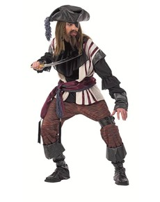 Disfraz de pirata corsario