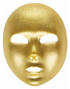 Máscara oro