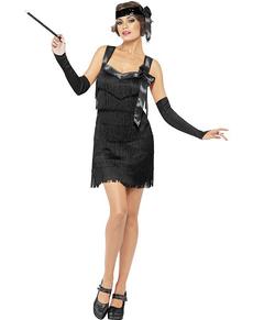 Disfraz de charleston años 20 Fever para mujer