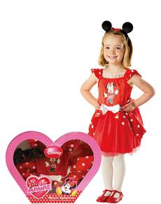 Disfraz de Minnie Mouse Bailarina para niña en caja
