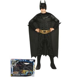 Disfraz de Batman TDK rises para niño en caja