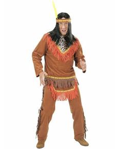 Disfraz de indio Cheyenne para hombre