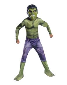 Disfraz de Hulk Classic Los Vengadores II La Era de Ultrón para niño