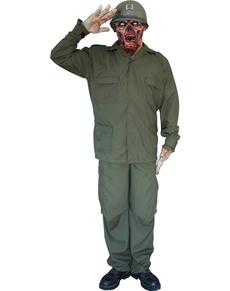 Disfraz de Soldado Zombie