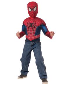 Kit disfraz The Amazing Spiderman 2 para niño