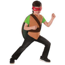 Kit disfraz Las Tortugas Ninja para niño