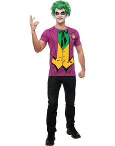 Kit disfraz del Joker DC Comics para hombre