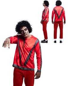 Camiseta de zombie Thriller para hombre