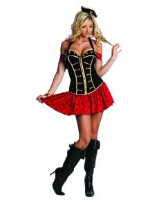 Disfraz de pirata Playboy para mujer
