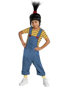 Disfraz de Agnes Gru mi villano favorito deluxe para niña
