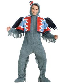 Disfraz de Mono volador deluxe El Mago de Oz para hombre