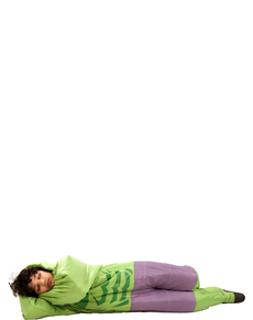 Saco de dormir Hulk Selk'Bag para niño
