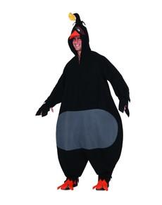 Disfraz de Bomb Angry Birds para adulto