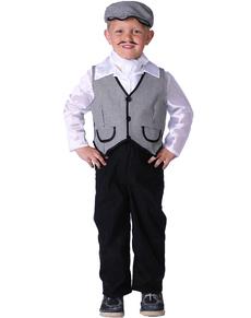 Disfraz de chulapo para niño